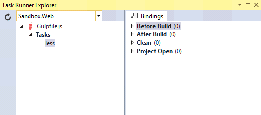 How to improve the front-end work in ASP NET using Gulp? - Blog