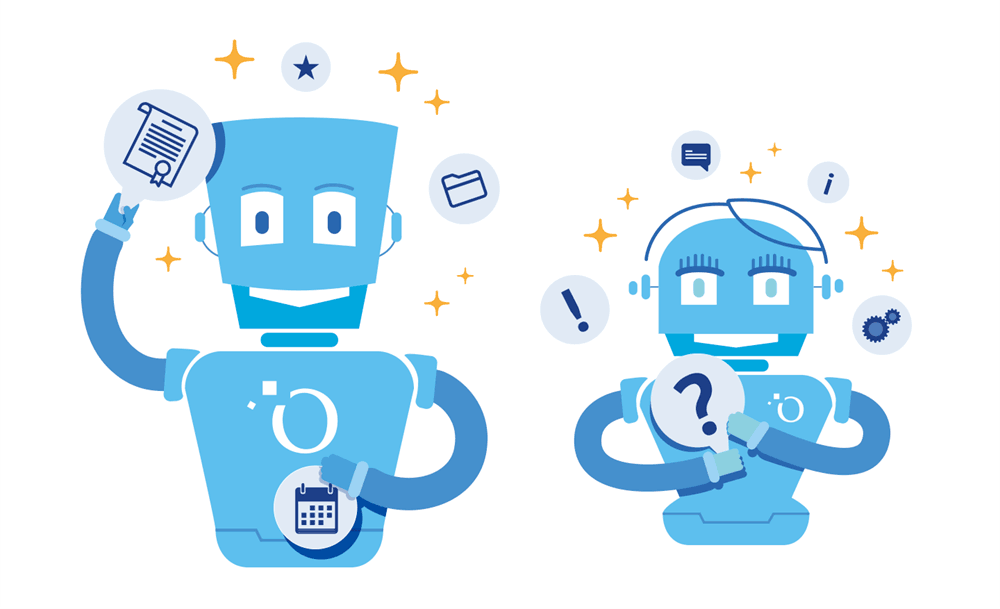 two chatbots