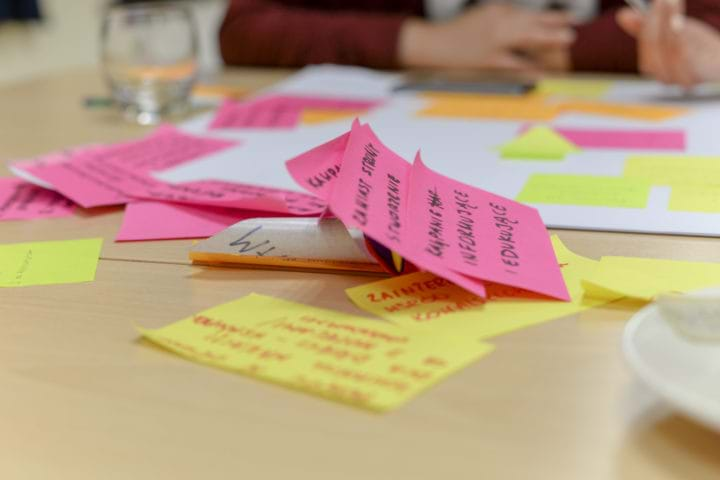 design thinking workshop by Objectivity