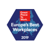 Great Place to Work - Europe 2019 - Best Workspaces